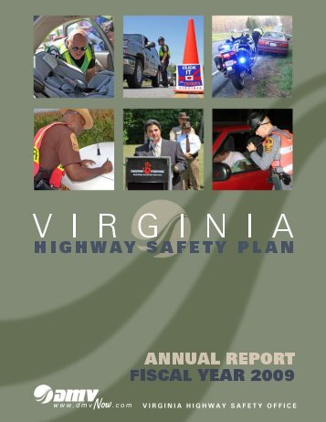 Fiscal Year 2009 - Virginia Department of Motor Vehicles