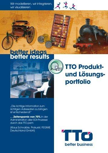 TTO Produkt - Tangram TeleOffice GmbH