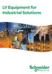 Low Voltage Equipment Division Overview (pdf ... - Schneider Electric