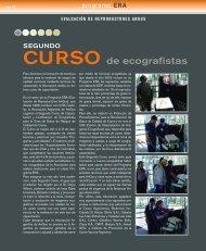 Segundo Curso de Ecografistas - Asociación Argentina de Angus