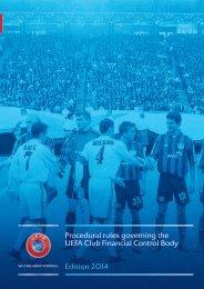 UEFA Procedural rules governing 214