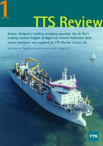 Review nr 1. 2003 - TTS Group ASA