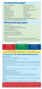 Mietpreise 2011 - Campingworld Neugebauer - Seite 5