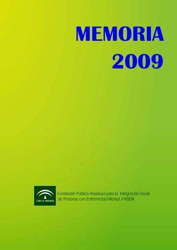 Acceso la Memoria 2009 (pdf tamaño 628 KB) - Fundación ...
