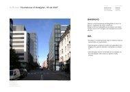 Kv Bocken, Illustrationer till detaljplan, 18 okt 2007 - Fabege.se