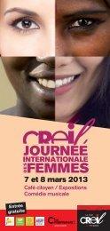 7 et 8 mars 2013 - Ville de Creil