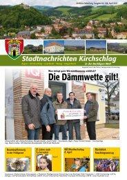 (3,12 MB) - .PDF - Stadtgemeinde Kirchschlag in der Buckligen Welt