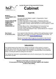 Agenda Reports Pack (Public) 12/11/2012, 19.00 - Meetings ...