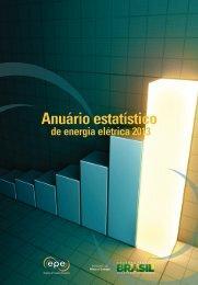 Anuário estatístico de energia elétrica 2013 - EPE