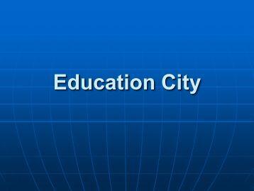 Karachi Education City (KEC) - Sindh Board Of Investment ...