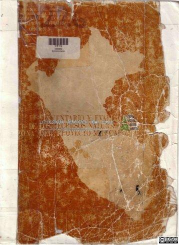 P01 03 37-volumen 1.pdf - Biblioteca de la ANA.