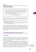 Stundenaufbau: Vorbereitung und Flexibilitaet, Lernziele - Seite 2
