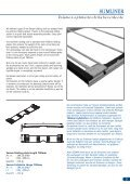 SLIDING ROOFS - Technical manual SCHIEBEVERDECKE - sesam - Seite 4