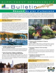 Bulletin-supplem-07 - St-Adolphe d'Howard