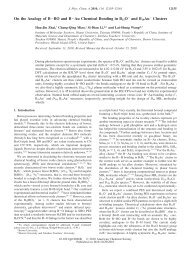 On the Analogy of B-BO and B-Au Chemical Bonding in B11O and ...