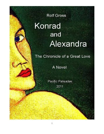 Konrad and Alexandra (PDF) - Rolf Gross