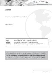 Modul B - Eine Welt Netz NRW