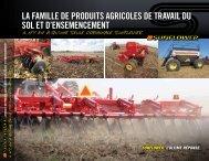 la famille de produits agricoles de travail du sol et d ... - AGCO Direct