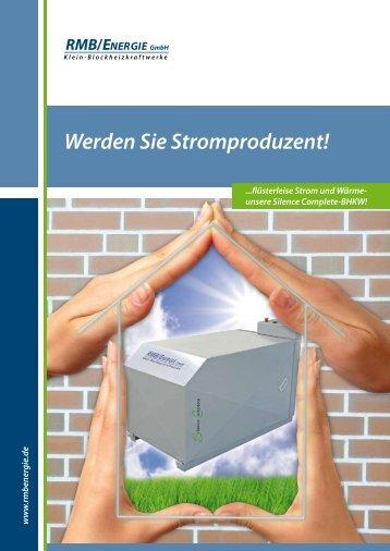 RMB/ENERGIE GmbH - Tschirley & Panusch