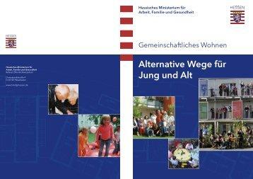 Gemeinschaftliches Wohnen - Seniorennetz WMK