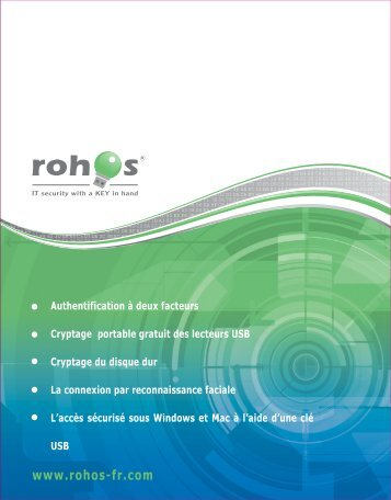 Rohos Software Brochure