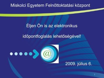 Elektronikus időpontfoglalás.pdf - Halmaj
