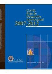 plan_desarrollo_2007.. - Universidad Autónoma de Nuevo León