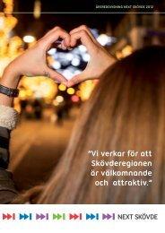 Årsredovisning 2012 - Västsverige