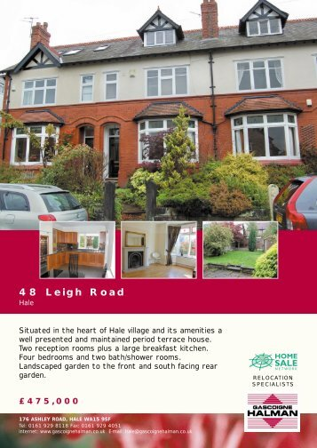48 Leigh Road