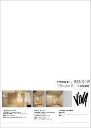 Da pogledate glavni projekat kupatila Nebojsa V kliknite ... - Akvabutik