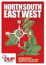Northern Ireland's Relationship with Other Regions of the ... - CAIN