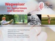 Wegweiser für Seniorinnen und Senioren - Seniorenberatung ...