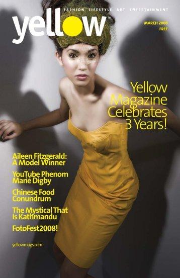 Aileen Fitzgerald: A Model Winner YouTube ... - Yellow Magazine