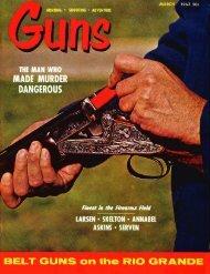 March 1963 - Guns Magazine