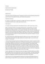 PDF Transcription Habib Ali l-Jifri - Radical Middle Way