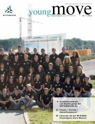 Ausbildungsberufe und Studiengänge der WITTEINSTEIN AG 23 36 ...