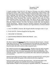 minutes - 11-1-10.pdf - MSAD #17