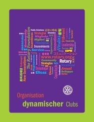 Organisation dynamischer Clubs - Rotary International