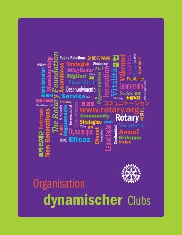 Organisation dynamischer Clubs - Rotary International