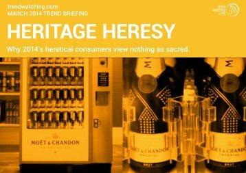 2014-03 HERITAGE HERESY