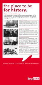 History - be Berlin - Berlin.de - Page 2