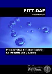 Broschüre DAF Standard downloaden - PITT GmbH