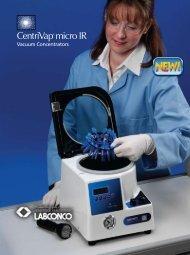 CentriVap® micro IR - ThomasNet