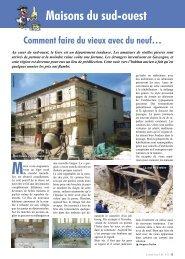 Maisons du sud-ouest - Le Canard Gascon