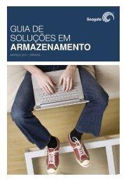 GUIA DE SOLUÇÕES EM ARMAZENAMENTO - Seagate Brasil