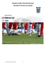 FDYSL Handbook 2010 2011.rev1 - The Football Association