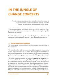 2.IN THE JUNGLE OF CHANGE CONCEPTS