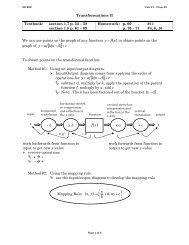 Prerequisite Skills: Lowest Common Denominator - Cordick
