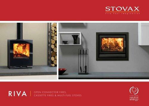 Riva Cassettes - Brochures - Stovax