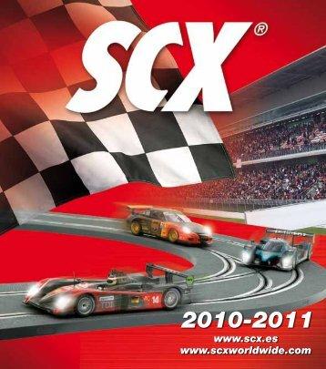 Cars - SCX